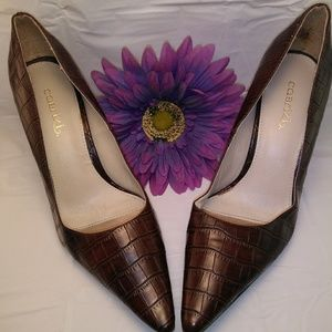 Cobrizi shoes heel 61/2